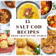 simple salt cod recipes