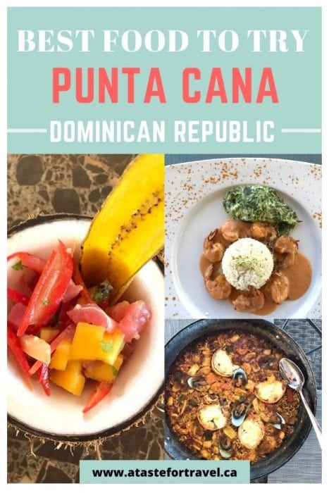 Punta Cana food to try