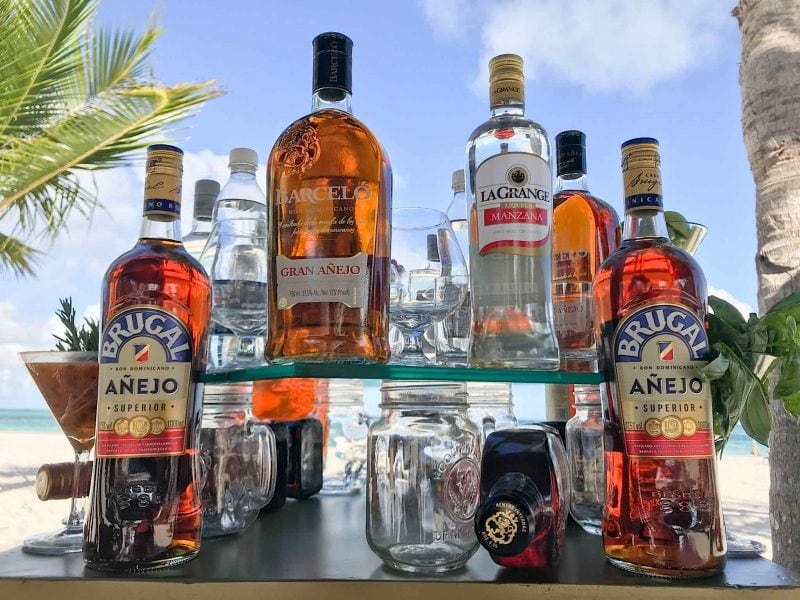 Rums of Dominican Republic