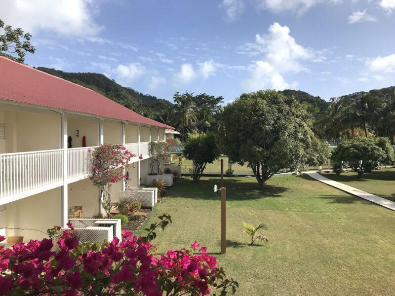 Radisson Grenada Garden View rooms