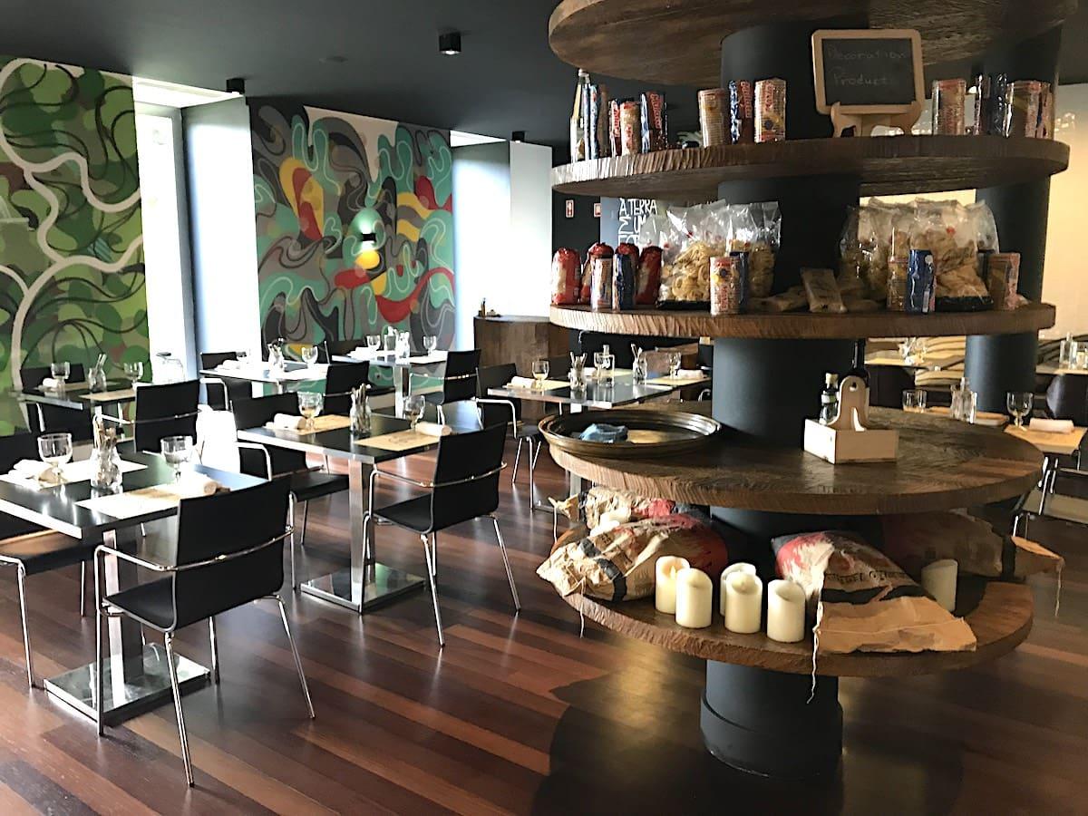 Restaurant at Furnas Boutique Hotel