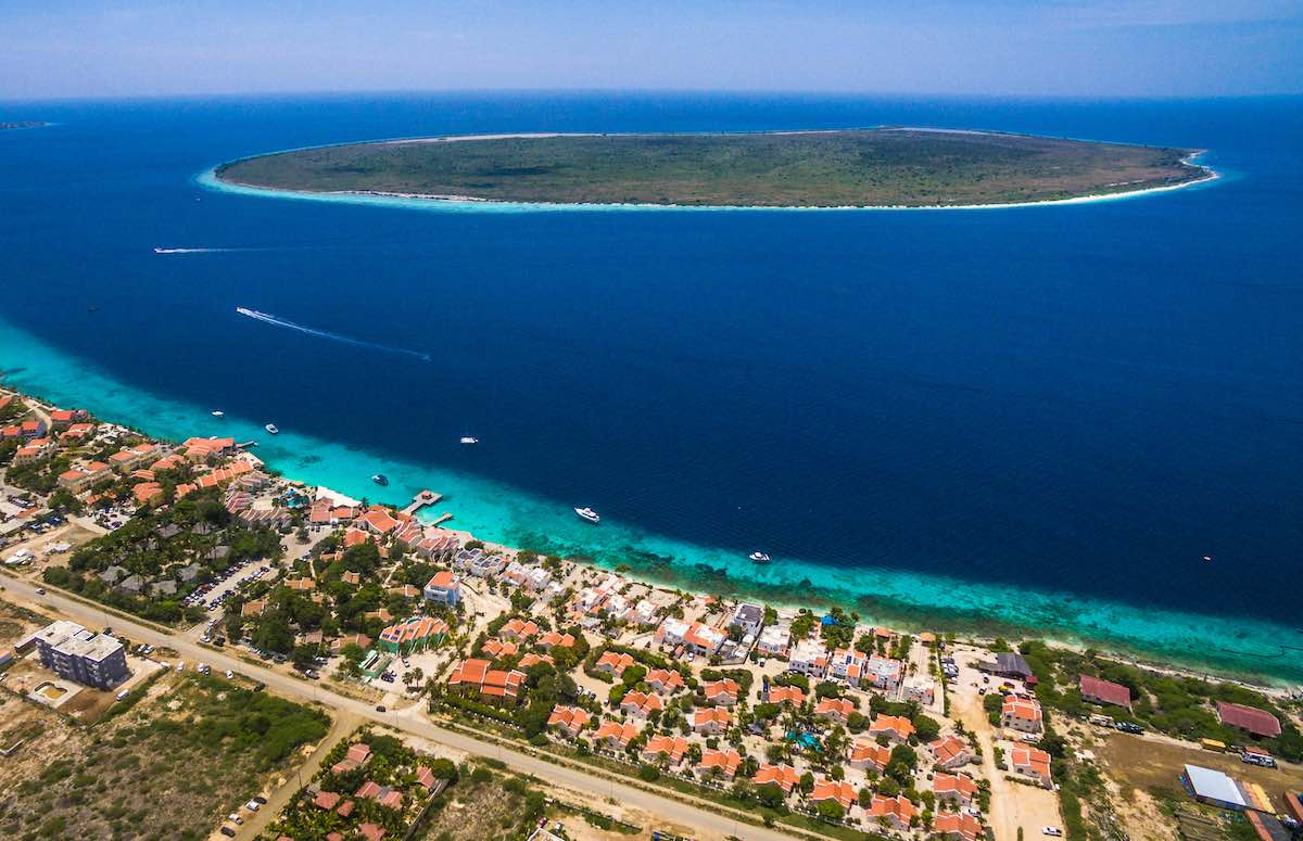 Discover Bonaire's best beach on Klein, an offshore island of Bonaire.