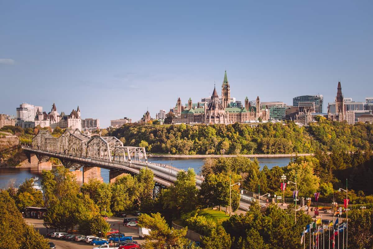 View of Gatineau and Ottawa Credit Myriam Baril Tessier